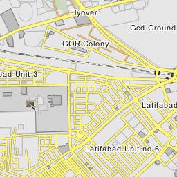 Latifabad Unit No  8 - Hyderabad