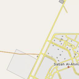 Camp Arifjan US Military Base Kuwait - Us bases in kuwait map