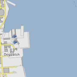 Pier 70 San Francisco Map.Pier 70 Historic Shipyard San Francisco California