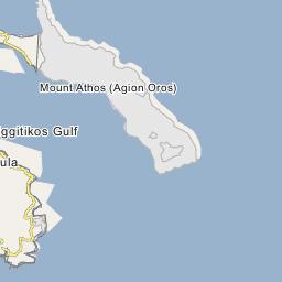 Sithonia peninsula