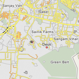 Chanakyapuri - Delhi on