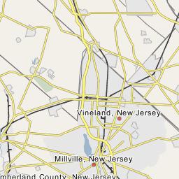 Vineland New Jersey
