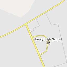 Amory High School - Amory, MS