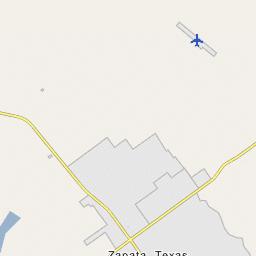 Map Of Zapata Texas.Zapata Texas