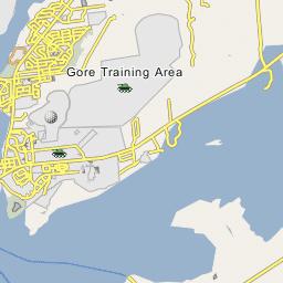 Cfb Kingston Map Canadian Forces Base   CFB Kingston   Kingston, Ontario